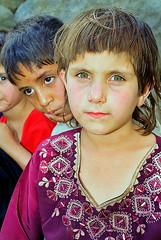 innocence (TARIQ HAMEED SULEMANI) Tags: pakistan trekking hiking north culture tariq balti baltistan norhternpakistan concordians sulemani baltigirl