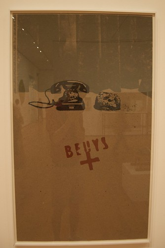 Joseph Beuys - Earth Telephone