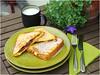 Pofesen | French Toast (Soupflower's Blog) Tags: bread blog milk österreich cinnamon dough egg blogger sugar frenchtoast vegetarian typical ei brot austrian milch zucker pflaumenmus vegetarisch zimt zwetschken foodblogger wentelteefjes flowersoup soupflower plumjelly pofesen powidl wwwsoupflowercomblog