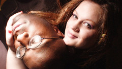 Isabella and Maurice in love (isabellavalentine) Tags: maurice interracialcouple isabellavalentine interraciallove interracialmarriage