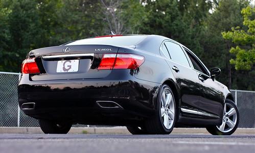 """Lexus LS460L """"Geremy Edition"""""""