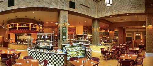 Ameristar Landmark Buffet in St. Charles