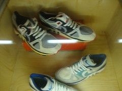 Sneaker Expo (_ARTbortolin) Tags: expo retro sneaker outerspace
