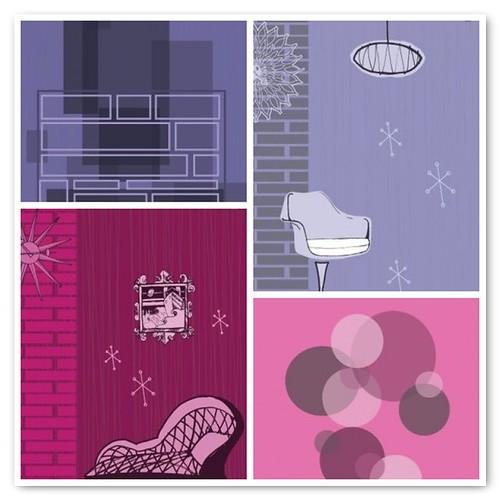 David Paul Seymour Collage