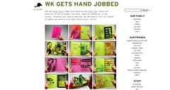 W+K PORTLAND · WK gets Hand Jobbed_1248431481493