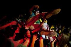 Friendly Fires (Bryn Lanyon) Tags: live gig crowd livemusic band crowdsurf manningbar friendlyfires lastfm:event=1076678
