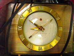 Art Deco Alarm Clock