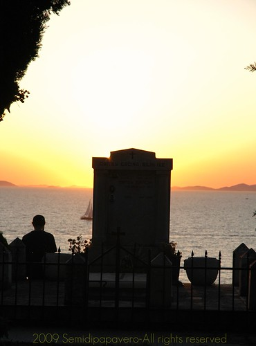 Cimitero sul mare