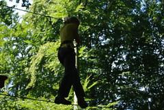 IMGP3279 (strongwater) Tags: dave jan bo velbert klettern witte klimmen svenja ilka luza strongwater waldkletterpark
