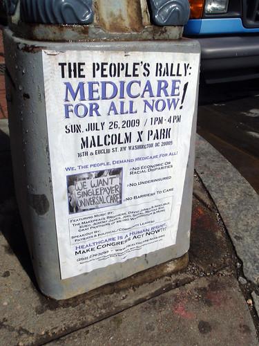 Medicare para todos by Daquella manera.