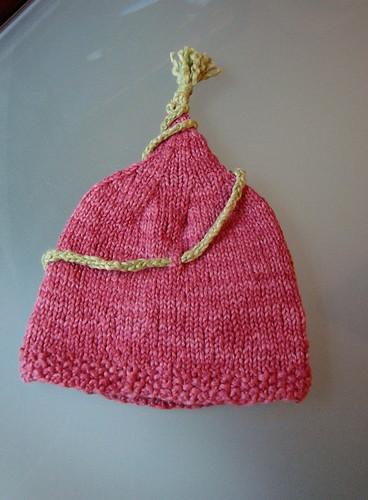 """Flower Hat: """"Itty-Bitty Nursery"""""""