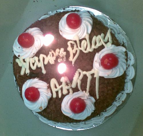 Happy Birthday Cake Pan