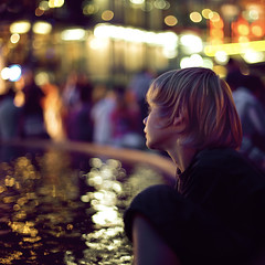Moon River. (nathan makan) Tags: travel portrait berlin germany europe bokeh sonycenter canonef50mmf14usm canoneos5dmarkii