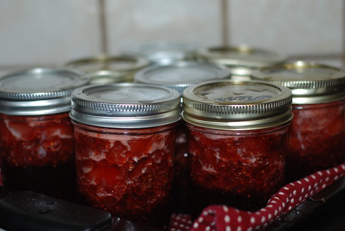 Homemade Strawberry Jam by you.