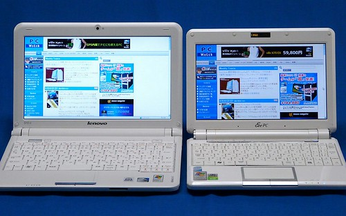 Lenovo IdeaPad S10-2 HD display