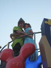 Peter Pan and Wendy (SkarlettFever) Tags: peterpan wendy neverland wendydarlingdisneylandcelebratestreetparty