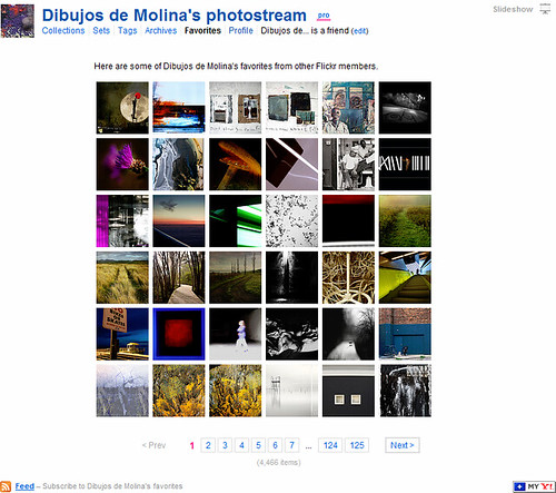Dibujos de Molina's favorites on Flickr / 2009-09-10 / SML Screenshots (by See-ming Lee 李思明 SML)