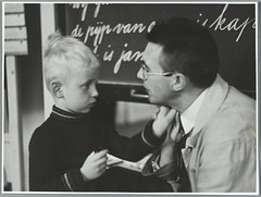 Doofstommen-onderwijs / Education for the deaf-and-dumb