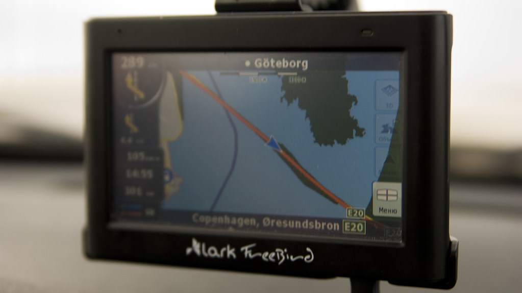 On The Road To Gothenburg: Crossing Oresund