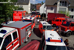 Großübung Jugendfeuerwehren in Rambach 30.08.09