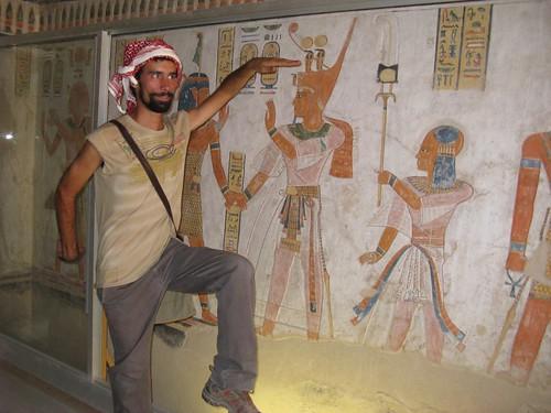 Vale das Rainhas, Luxor, Egipto