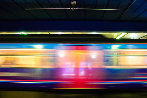 Bahnhof City Thameslink