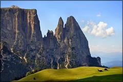 Dolomiti - Punta Santner