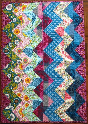 Anna-Maria Horner quilt