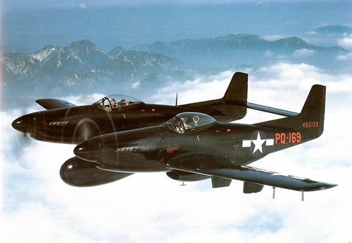 Warbird picture - North American F-82 Twin Mustang Night Fighter