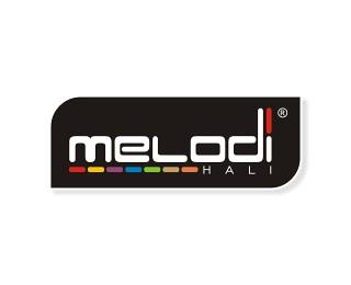 Melodi Halı Logo Tasarım