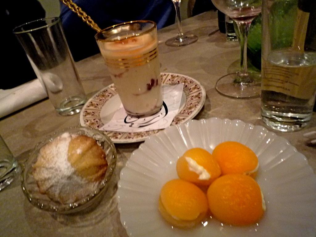 Rumi desserts