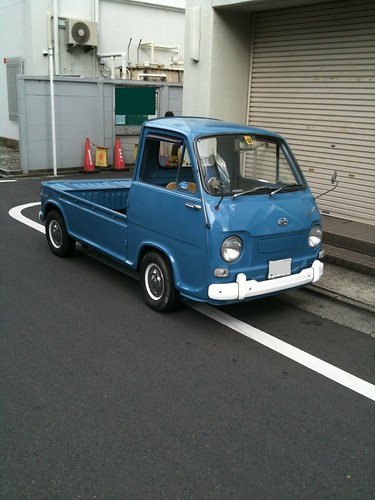 SUBARU Sambar Truck (October.4.2009)