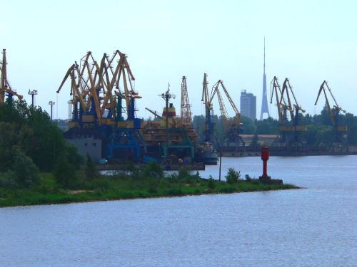 Riga Latvia June 2005