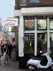"Amsterdam 239 Coffeshop • <a style=""font-size:0.8em;"" href=""https://www.flickr.com/photos/30735181@N00/3986132062/"" target=""_blank"">View on Flickr</a>"