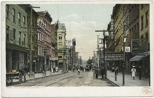 Poughkeepsie (NY) United States  city pictures gallery : United States / New York / Poughkeepsie / Downtown Poughkeepsie
