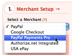 Say Hello to PayPal Payments Pro and USA ePay | Wufoo