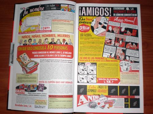 anuncio Catálogo ACME