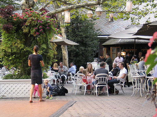 Tavern on the Green, Central Park