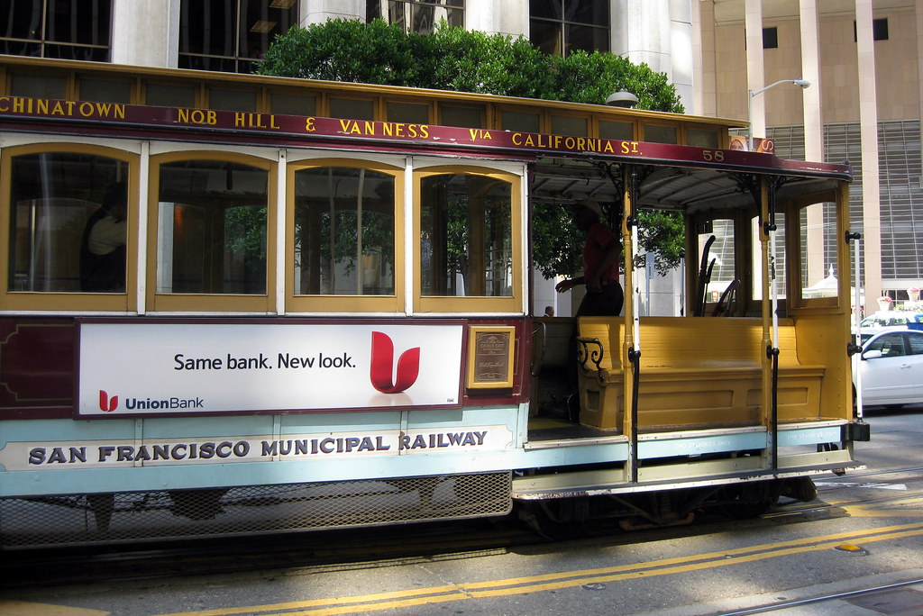 San Francisco: San Franciso Cable Car