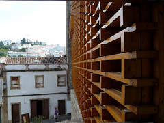 P1020881_1 (MJDuarte) Tags: portugal portalegre portuguesearchitecture arquitecturaportuguesa cndidochuvagomes castelodeportalegre