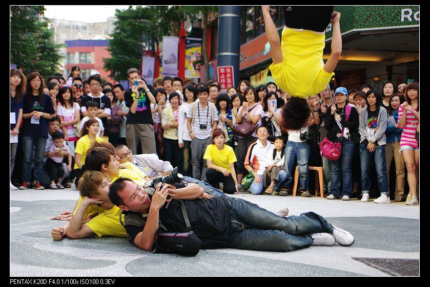2009/10/18,西門町隨拍!