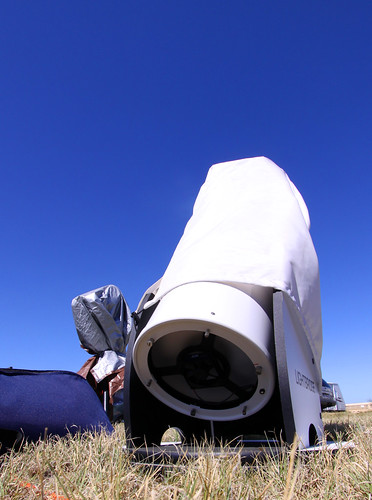 "10"" Lightbridge at Eldorado Star Party 2009"