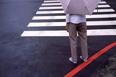 Taichung_20090712_13 (Lordcolus) Tags: street leica people color film purple kodak snapshot taiwan slide elder taichung 台灣 台中 leicam6 e100g minoltadimagescanelite5400 umbrellal carlzeisscsonnar1550zm