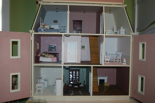 Dollhouse, completed