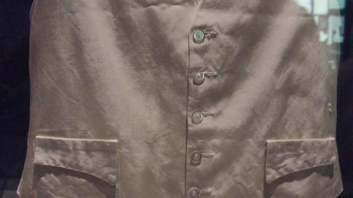 Gene Kranz's waistcoat