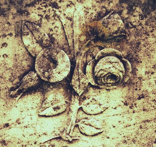 marble bouquet