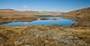 Cette eau si belle est sans vie, contaminée au mercure, au plomb et à l'arsenic, elle s'en va vers le lac Titicaca, traversant plusieurs communautés d'éleveurs. (La Rinconada, Puno, Pérou, août 2009)