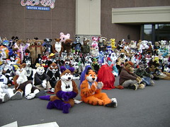 Fursuit Photo Shoot