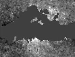 Bruma galactica por WMAP