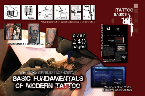 Dot Grid Book & Tattoo Design The new tattoo book (the follow on to Basic